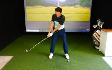 Strike your irons like a PGA Tour Pro with this simple drill