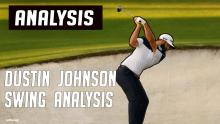 Dustin Johnson: Breaking down The Masters champion's swing