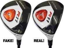Man jailed for selling fake golf gear