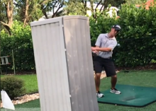 WATCH: Phil Mickelson has a new contender for his FLOP SHOT crown...