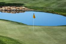 Golfer drowns in pond while looking for his golf ball