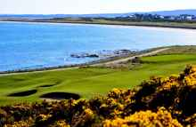 Royal Dornoch slams
