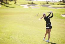 Paige Spiranac returns to Dubai to host Omega Dubai Moonlight Classic
