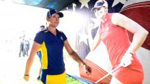 Team Europe's Solheim Cup trash talk heats up