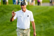 Matt Kuchar ends four-year wait for PGA Tour glory at Mayakoba Classic