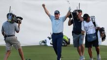 Maggert denies Goosen season-long race with playoff hole-out
