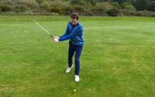 How to improve your ball striking with this simple golf drill