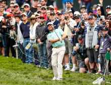 Graeme McDowell against Ryder Cup without fans