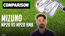 Irons Head to Head: Mizuno MP20 VS Mizuno MP20 HMB