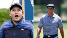Eddie Pepperell FIRES WARNING at Bryson DeChambeau