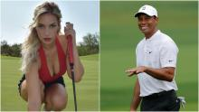 "Paige Spiranac believes public were ""too hard"" on Tiger Woods over infidelity"