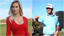 "Paige Spiranac grills ""STUPID PEOPLE"" who abused Max Homa over tribute madness"