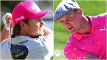 It looks like Eddie Pepperell and Bryson DeChambeau have made up now