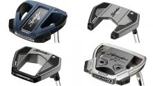 TaylorMade Golf adds to the iconic Spider putter family with FOUR NEW designs
