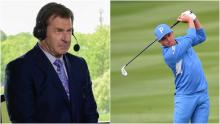 Golf fans react to Nick Faldo's BRUTAL tweet about Rickie Fowler and The Masters