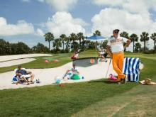 Rickie in PUMA Play Loose Collection