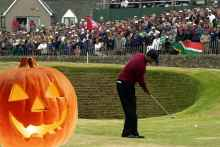 Golf's SCARIEST holes around the world - HALLOWEEN SPECIAL!