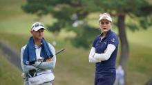 Lexi Thompson parts ways with her golf caddie Kevin McAlpine