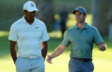 "Rory McIlroy on Tiger Woods: ""He should be back in time for The Masters"""