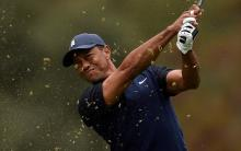 PNC Championship: When do Tiger Woods and Charlie Woods tee off?
