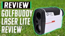 GolfBuddy Laser Lite Review: the rangefinder that will save you A LOT of money
