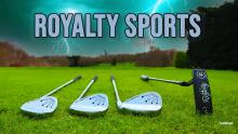 Royalty Sports Wedge & Putter Review | Should these be on the PGA Tour?
