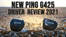NEW PING G425 Driver Review 2021 | PING G425 LST, MAX, SFT