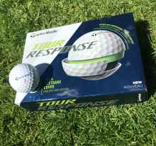 TaylorMade Tour Response golf ball review