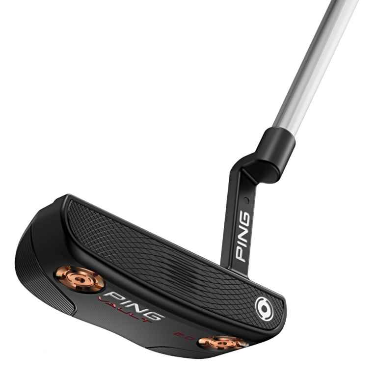 PING reveal Vault 2.0 putters