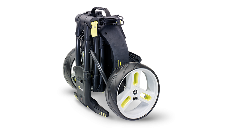 Motocaddy M1 Pro DHC electric trolley review