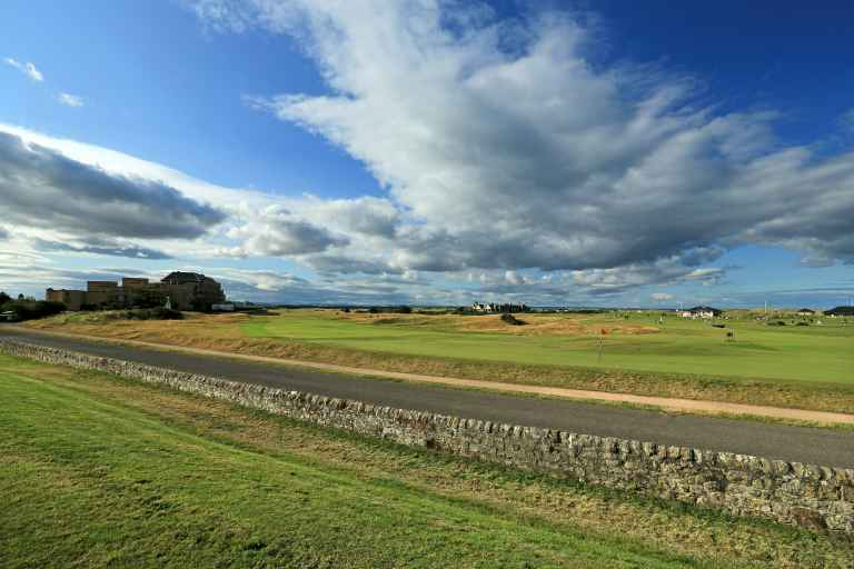 The most breathtaking snaps of the Old Course at St Andrews...