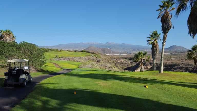 Golf Del Sur, Tenerife: course review