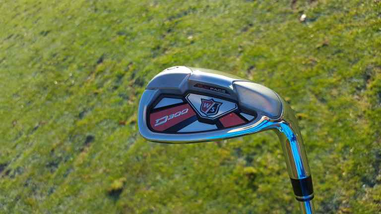 Wilson Staff D300 iron review