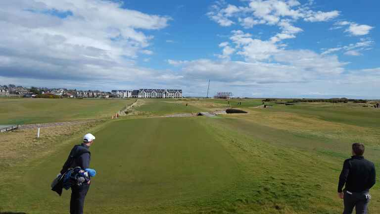 CARNOUSTIE REVIEW - BACK 9 AND VERDICT