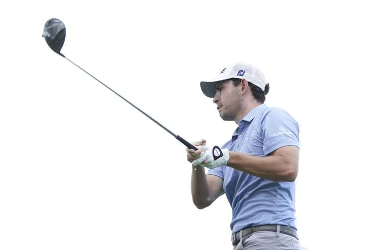 Patrick Cantlay drops F-BOMB in epic mic fail on PGA Tour