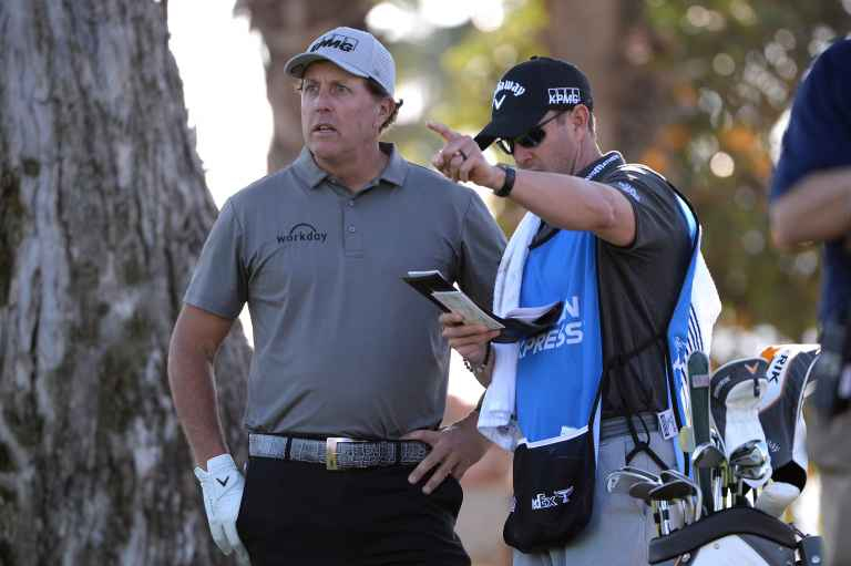 Mickelson says he will turn down a special exemption for 2020 US Open