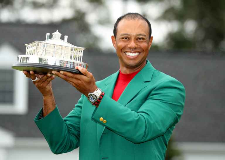 Tiger Woods to be inducted into World Golf Hall of Fame in 2021
