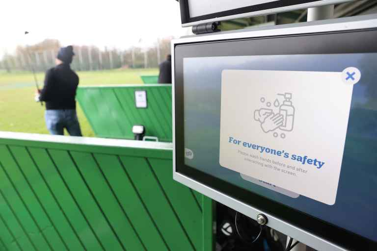 Nearly HALF of Europe's golf courses have closed due to COVID-19
