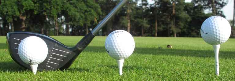Tip #3 - Tee positions