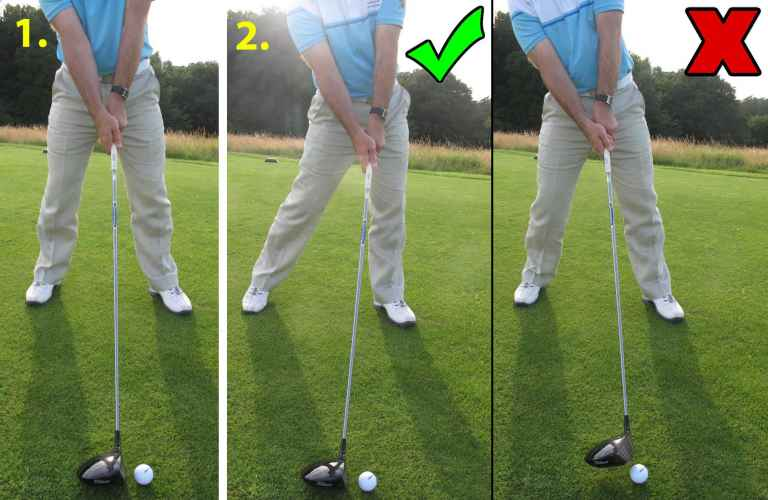 Tip #4 - Hit driver off the deck
