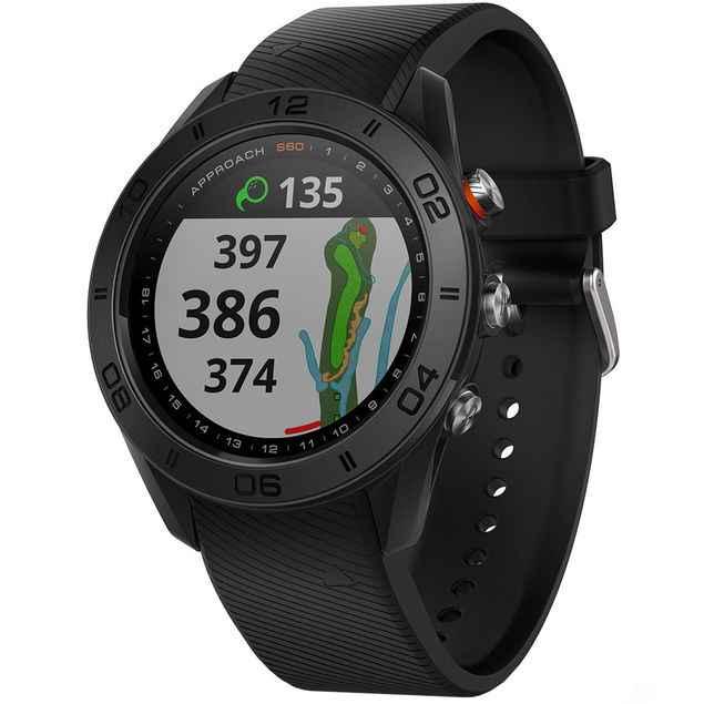 Garmin Approach S60 GPS Watch review