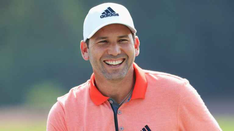 """Sergio Garcia SPLITS with Callaway: """"It wasn't the fit we thought..."""""""