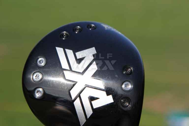 New PXG driver and irons spotted