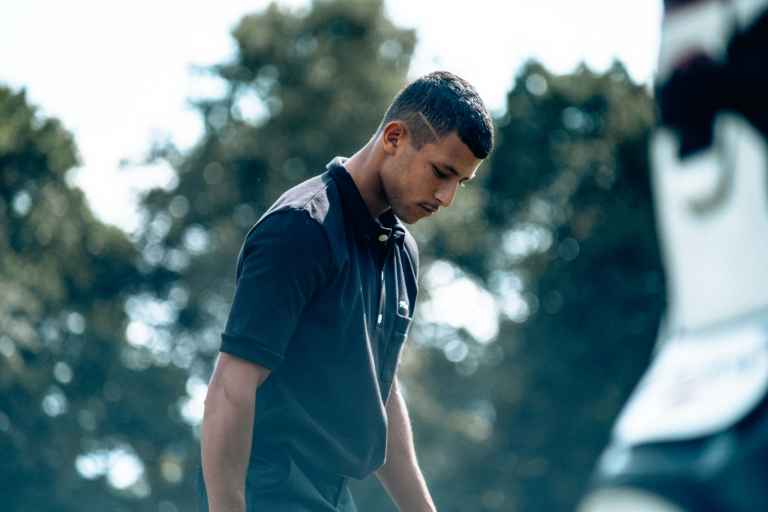 Adem Whabi signs deal with stylish golf clothing brand Manors Golf