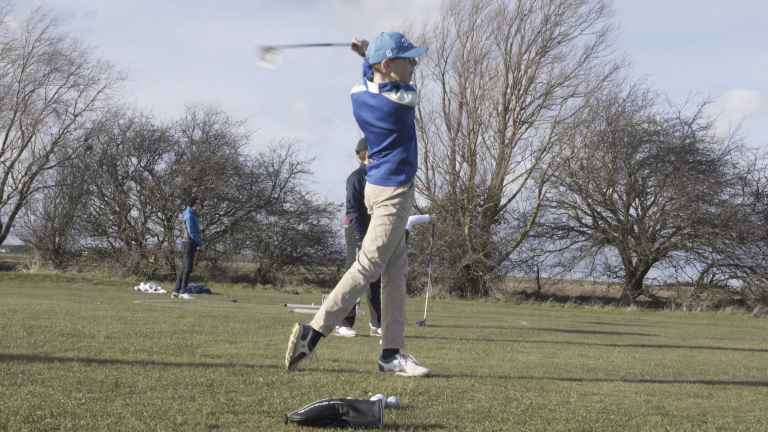 Golf Foundation research proves pilot project improves young lives