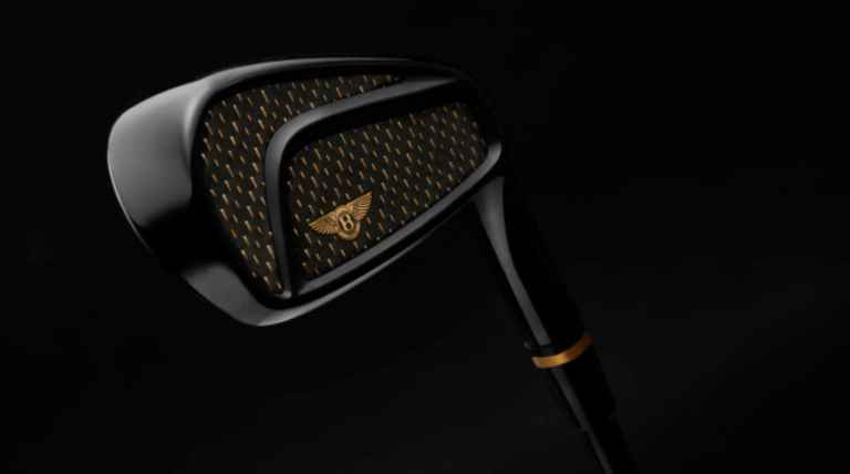Bentley launches ,000 luxury golf clubs