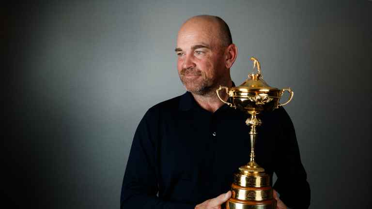 Westwood rules himself out of running to be next Ryder Cup captain