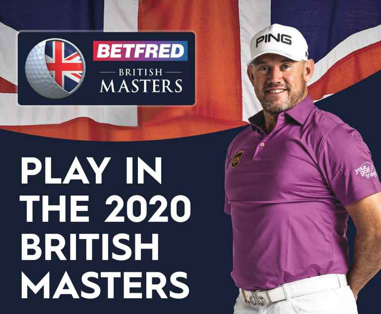 Close House is giving YOU the chance to play in the British Masters!