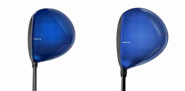 Cobra KING F7 and F7+ driver review