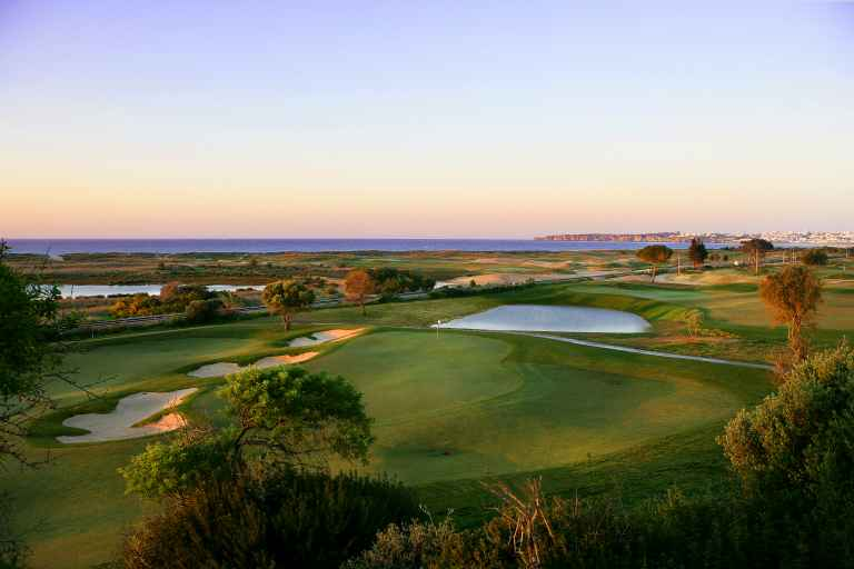 Top 5 golf courses in the Algarve, Portugal